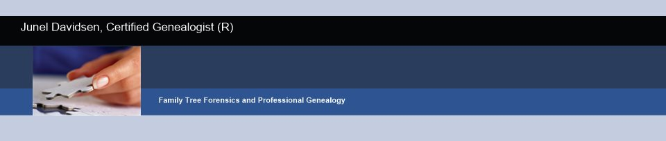The Family Record - Professional Genealogist & Heir Finder